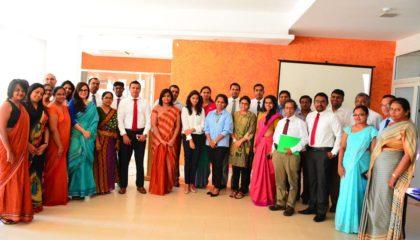 SLIIT Business School Syllabus review workshop
